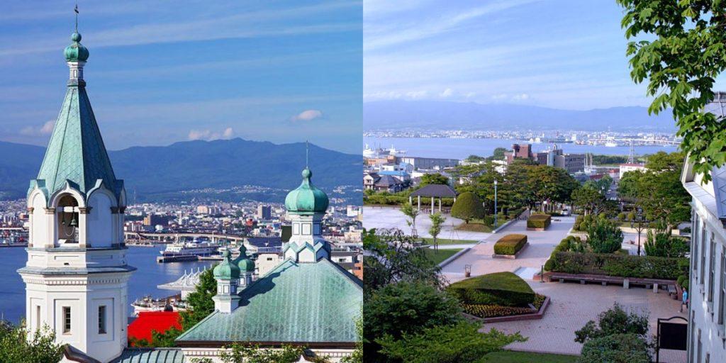避暑就去北海道函館!充滿西洋風情的元町港邊散步吹海風