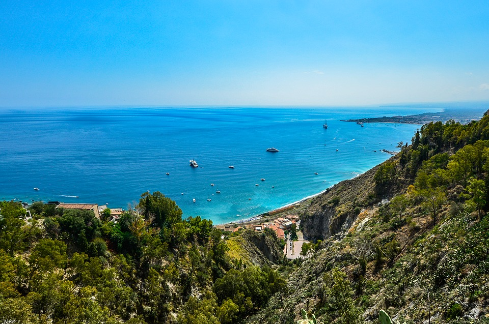 地中海寶石~西西里島~歐洲人的度假勝地