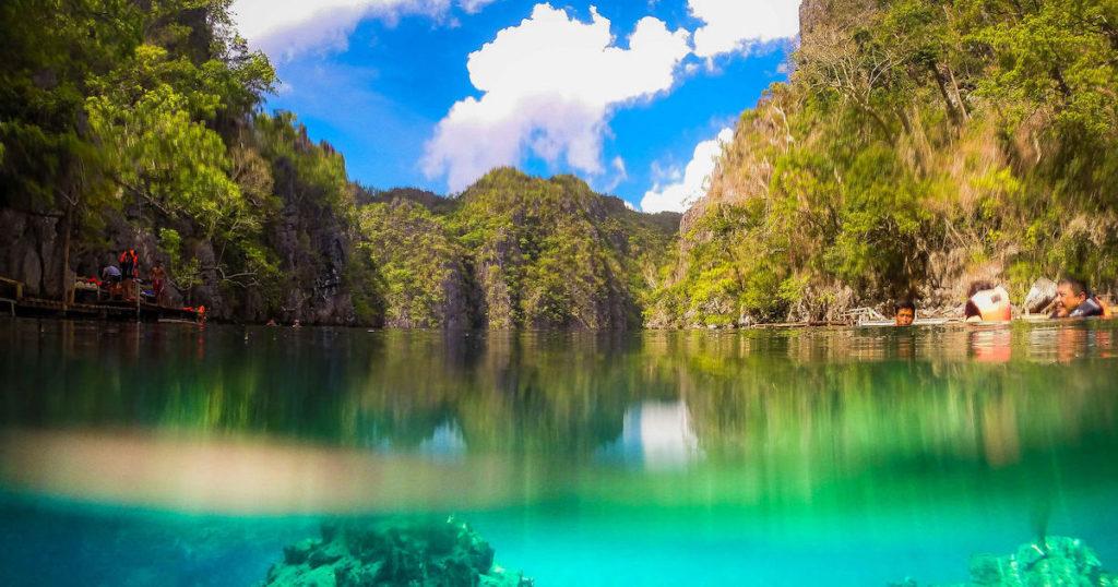 菲去不可!全球最美島嶼之一・菲律賓最後淨土-科隆島