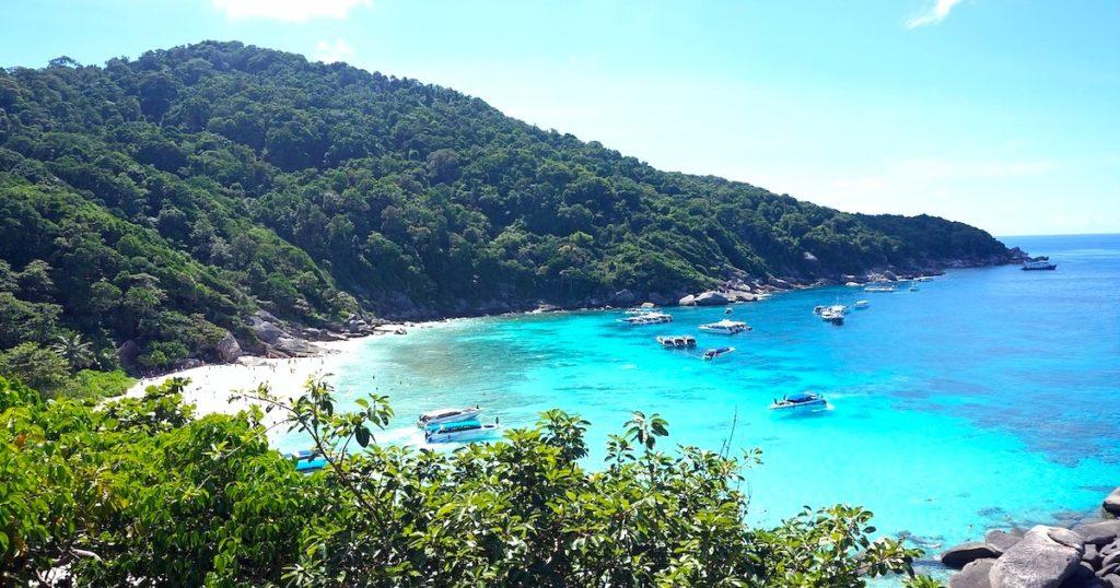 想去還去不到! 只開放半年限定的潛水勝地-泰國斯米蘭群島