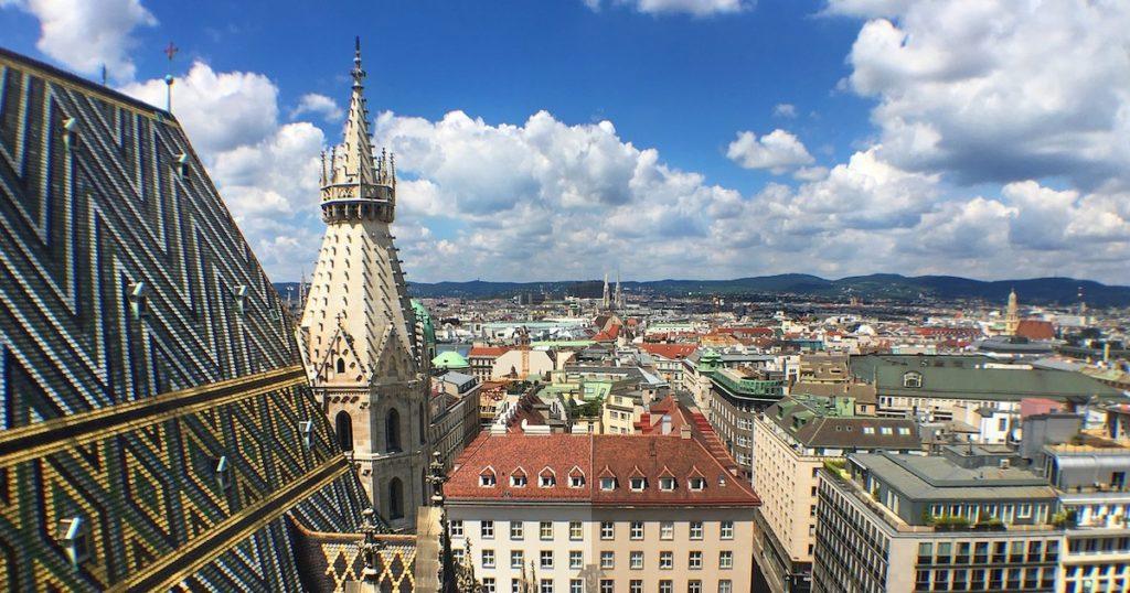 迷人的藝術之都!歐洲最唯美的城市──維也納