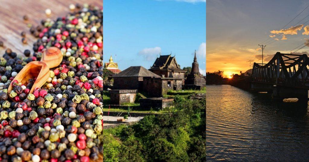 柬埔寨不只有吳哥窟!探索貢布自然秘境&頂級胡椒香氣