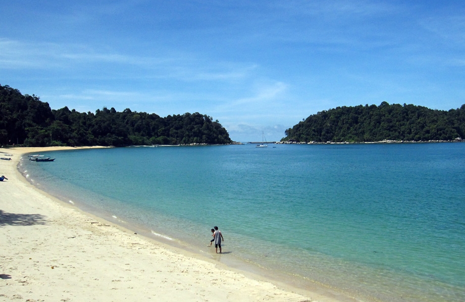 來去亞洲馬爾地夫享受海景假期~ 馬來西亞邦咯島