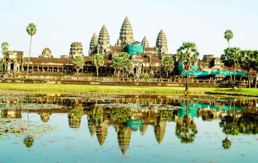 遍佈人文氣息的柬埔寨,教你七天如何攻略吳哥窟