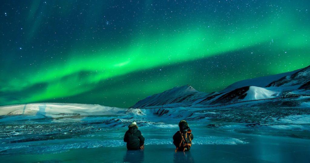 CNN評選世界最佳北極光觀測地!挪威・特羅姆瑟幸福極光之旅