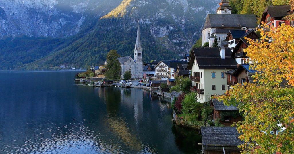 仙境般的大自然!5個超療癒的歐洲旅遊地點