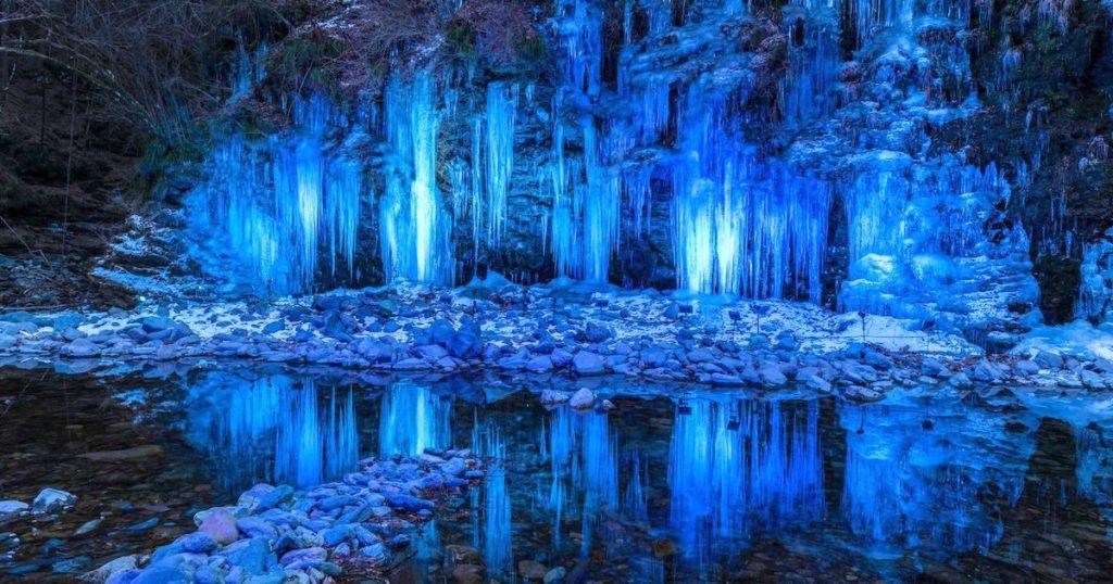 神秘冰雪奇景!零下的美麗冰點世界