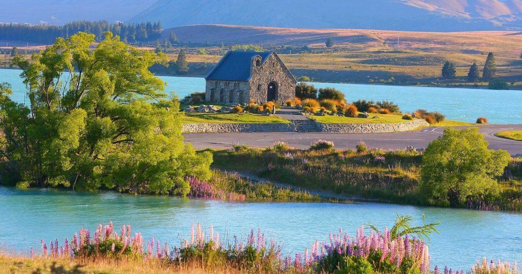 飛到夢幻的國度~紐西蘭絕景之旅