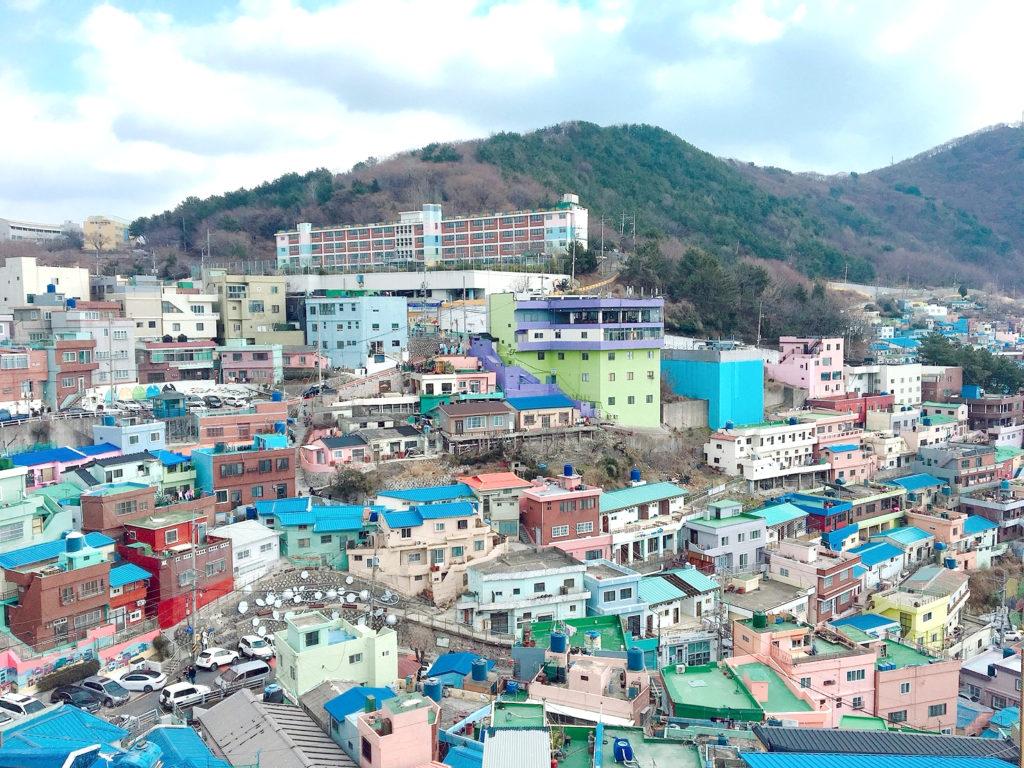 來一趟釜山童話小鎮之旅!