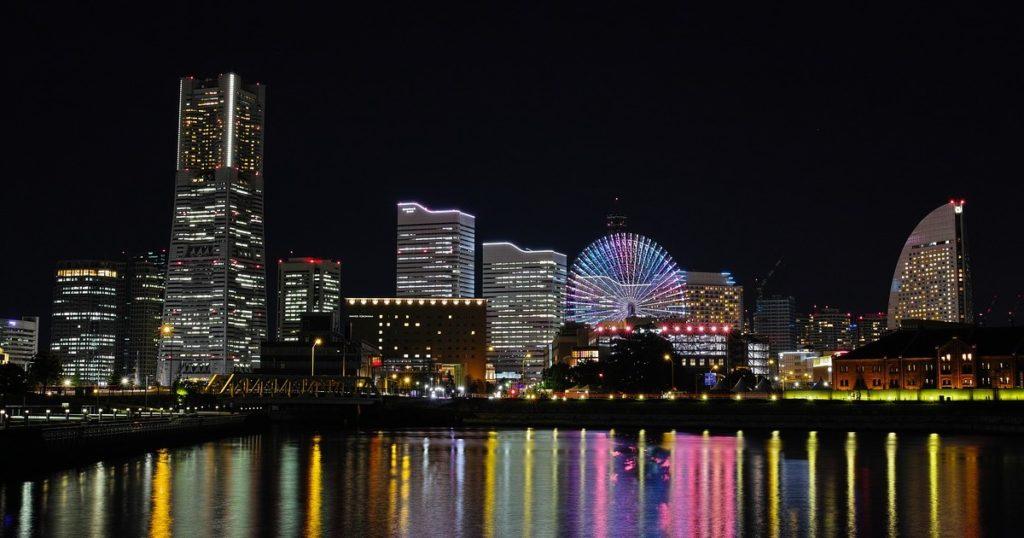 橫濱夜晚超浪漫!適合約會的10個地點