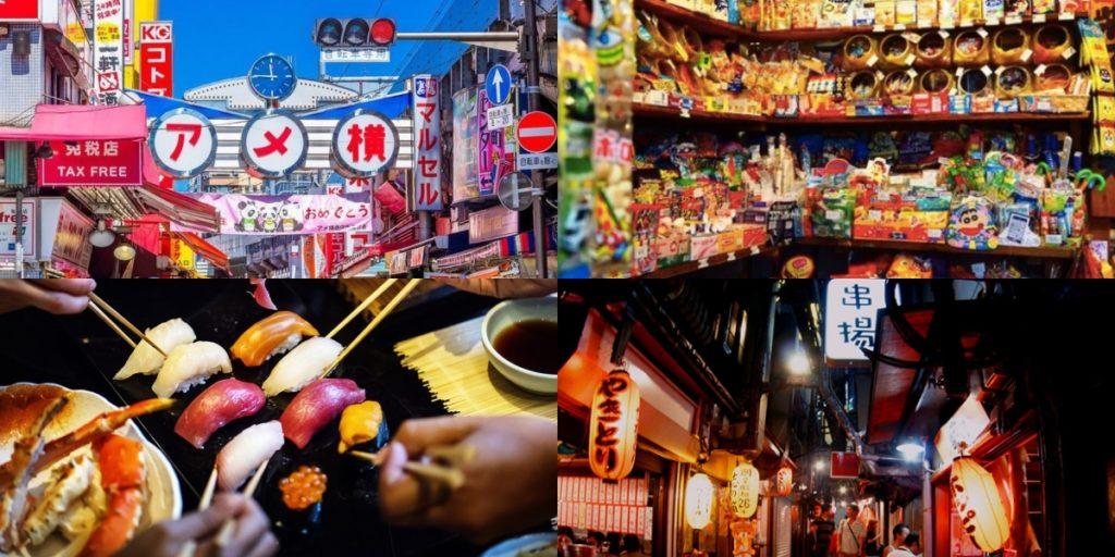 穿梭東京都內7個懷舊橫丁・尋找巷弄美味與購物樂趣