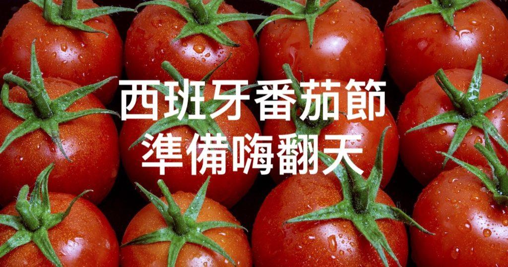 Hola ! [西班牙番茄節]一年一度番茄大戰即將開打