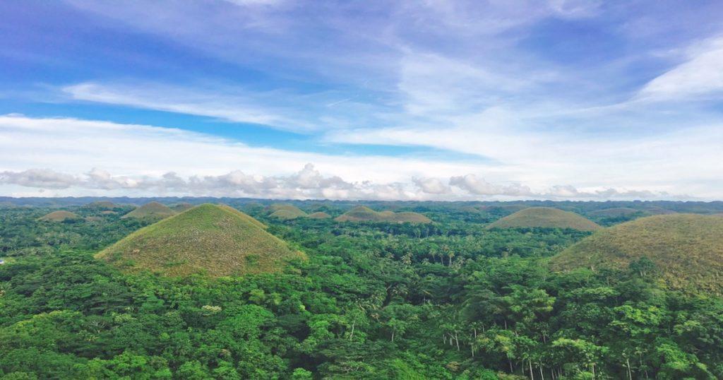 [菲律賓]親身體驗!一生必去的薄荷島五個陸上景點