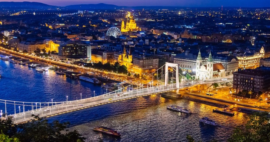 越夜越美麗!7個東歐旅遊的美麗夜景
