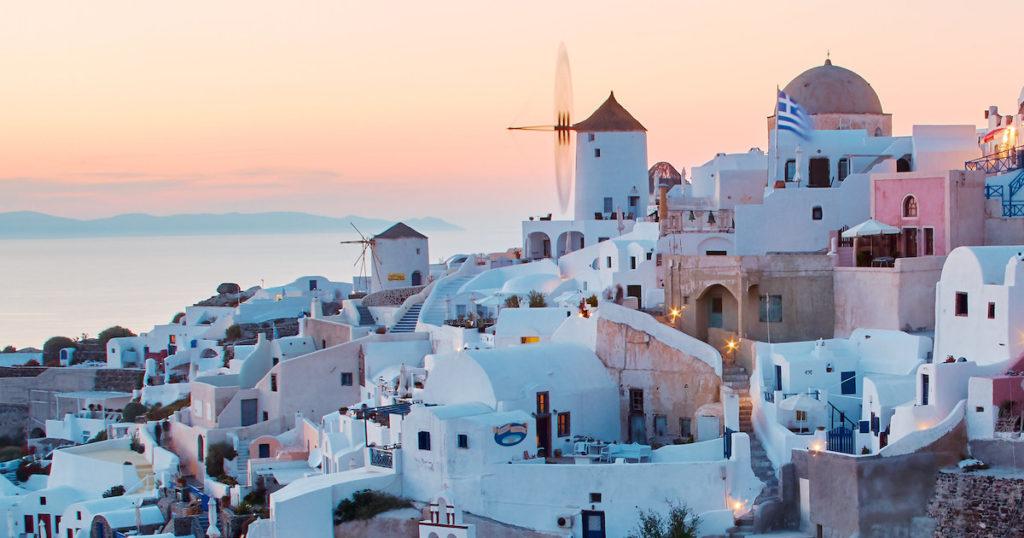 浪漫愛琴海-春遊希臘之旅