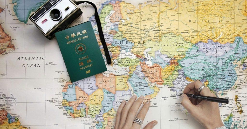 出國旅行說走就走!台灣免簽證國家總整理