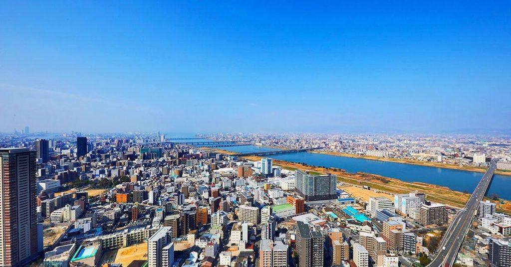 無料!大阪自助旅行超推的6個免費景點