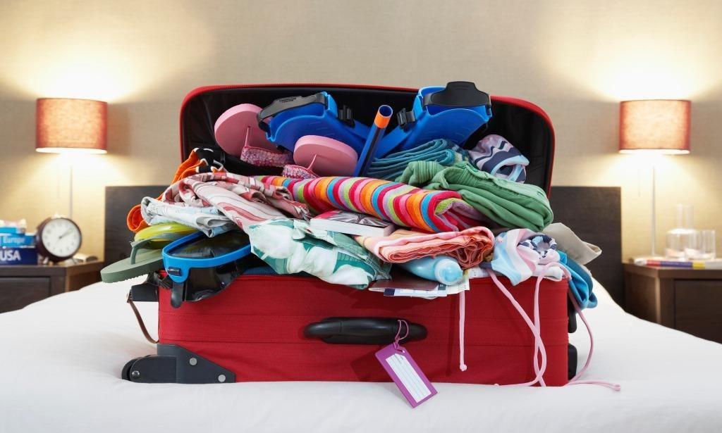 行李打包最常發生的10個小錯誤!收納小幫手來教教你
