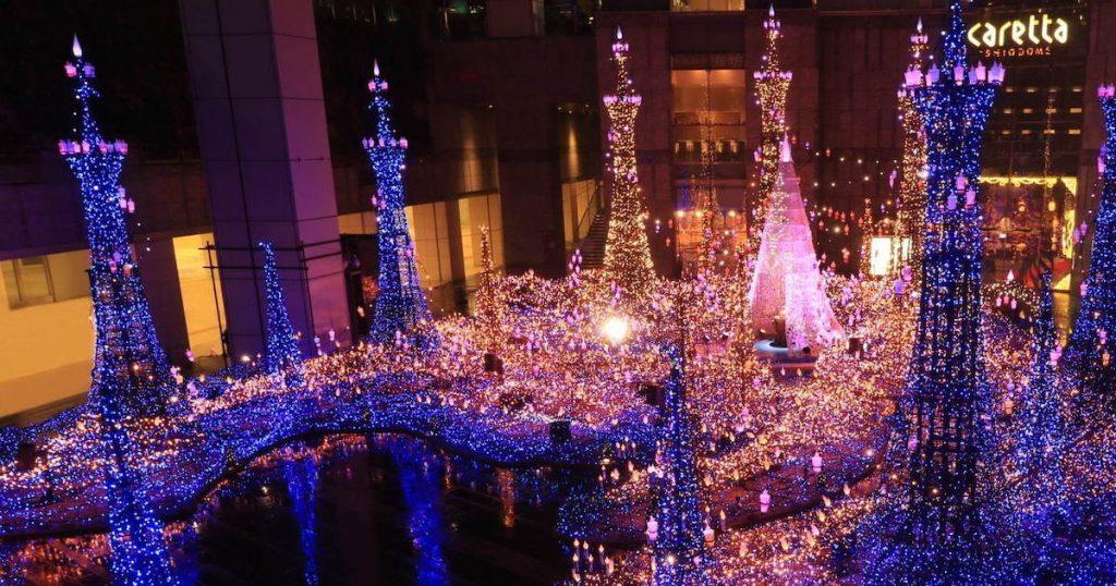 【Triplisher玩樂報】2019日本冬季聖誕點燈總整理