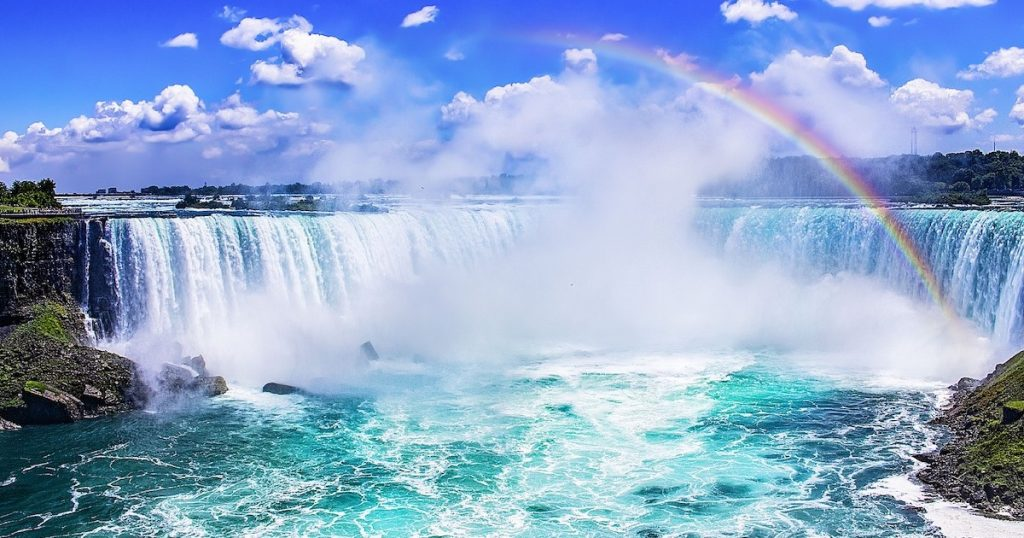 尼加拉瀑布、馬丘比丘、天空之鏡,美洲奇景秘境Top10