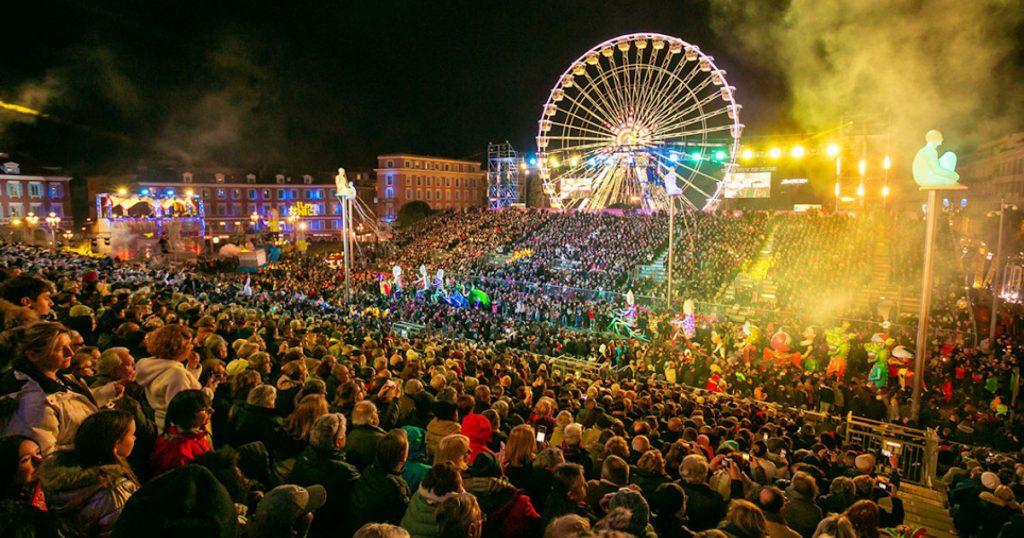 以不同的方式慶祝新的開始——歐洲狂歡節