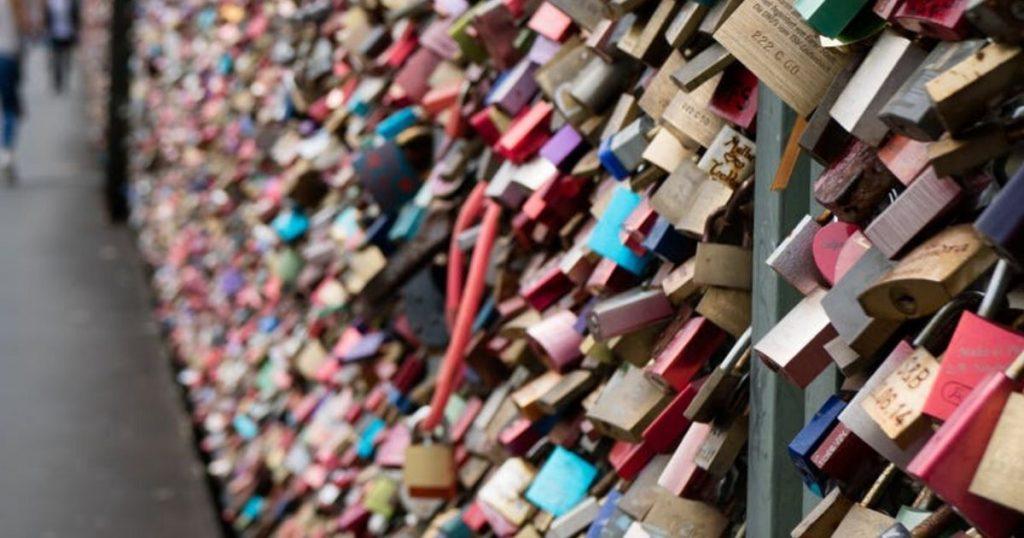 【Triplisher玩樂報】一起把彼此的愛鎖住! 盤點幾個的愛情鎖聖地