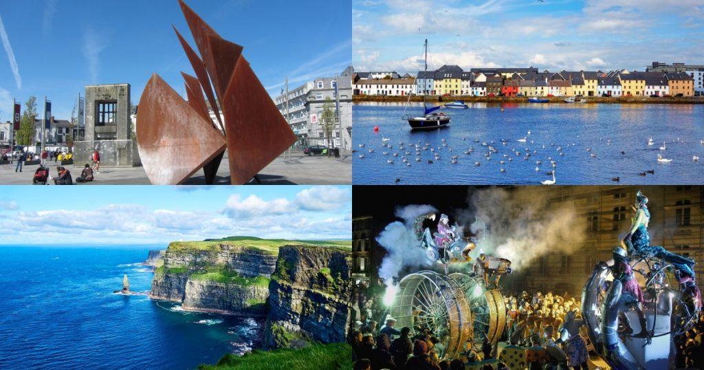 2020歐洲文化之都漫遊・愛爾蘭海港藝術小鎮高威