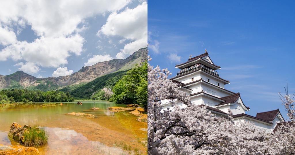 災後重生的自然之都| 慢步調福島之旅