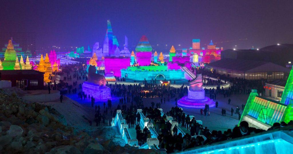 【Triplisher玩樂報】2020冰雪樂園攻略・札幌雪祭 韓國冰釣 哈爾濱冰雪大世界