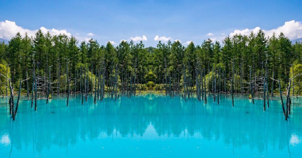 遺落人間的仙境!世界上10個超現實的藍色夢幻湖