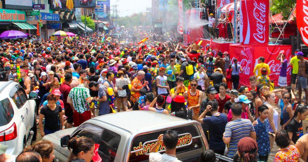 2020泰國曼谷潑水節攻略!旅遊習俗注意事項與必遊景點