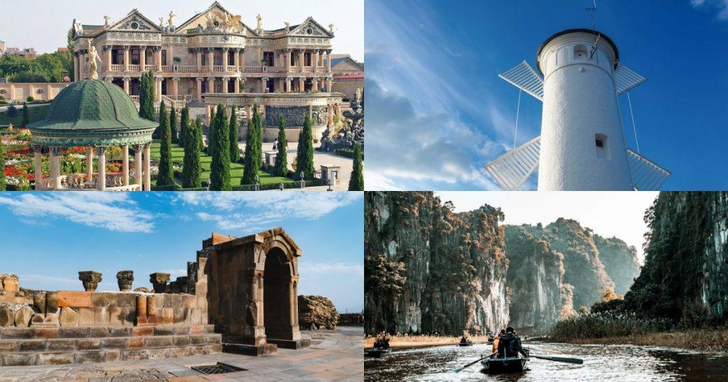 2020新興熱門旅遊景點Top10|你聽過哪些?也許就是你下一次的旅遊地點
