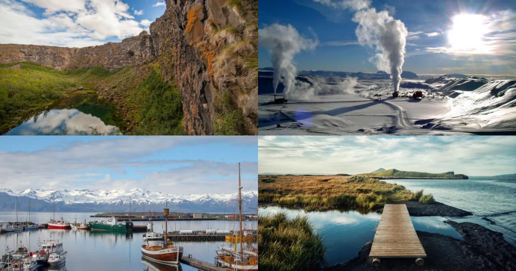 暢遊冰島北部鑽石圈|自助旅遊冰雪世界一點都不難