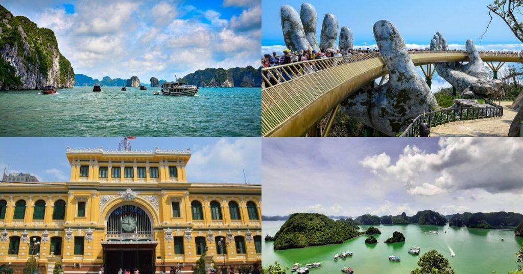 快來一趟越南小旅行|盤點北、中、南的必遊景點