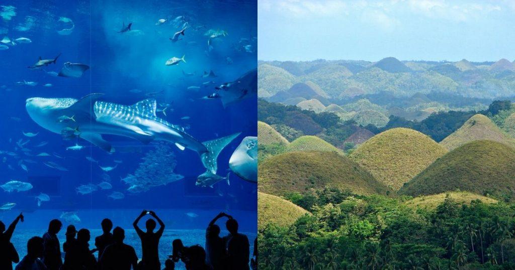 快來規劃一趟親子自助旅行吧! 五個亞洲景點大公開