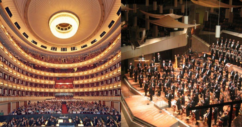 不用飛維也納、倫敦、紐約,也能免費欣賞歌劇芭蕾舞與管弦樂團演出