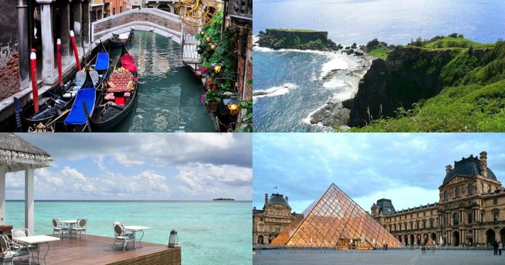 除了馬爾地夫之外 這些地方也超適合「旅行結婚」