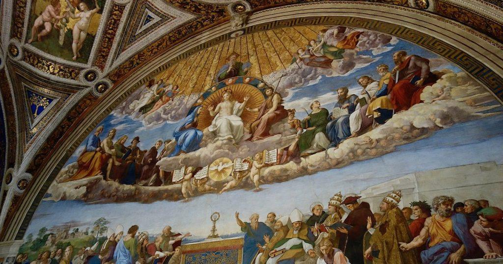 梵蒂岡博物館虛擬遊覽| 線上欣賞7大展館令人讚嘆的作品