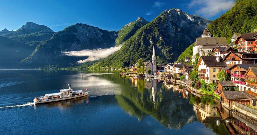 歐洲10個超美仙境小鎮,好像走進童話故事裡