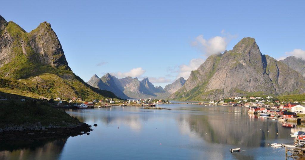 闖入北極圈內的仙境-挪威羅浮敦群島