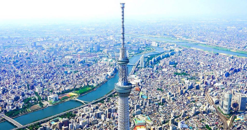 東京晴空塔暫時關閉・遊樂園美術館各景點休館總整理