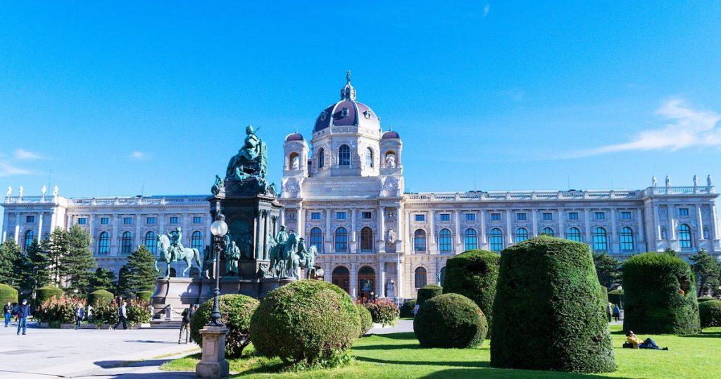 奧地利自助旅行|維也納免費景點攻略